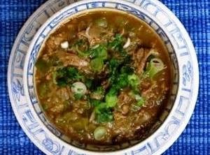Duck And Sausage Gumbo Recipe