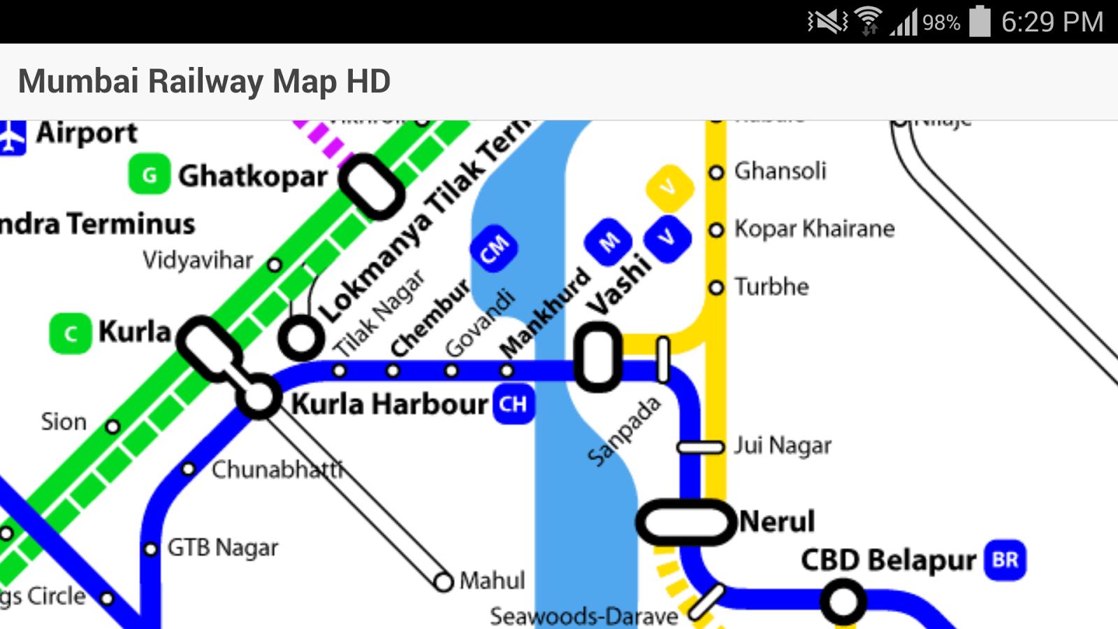 mumbai local ra...