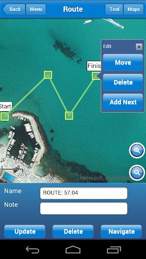 Marine Navigation screenshot 7
