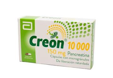 Creon 10000 150Mg Cápsulas
