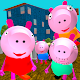 Piggy Neighbor. Family Escape Obby House 3D