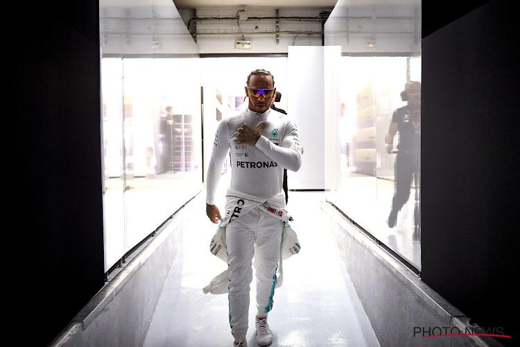 🎥 Hamilton mag morgen pas op derde startrij beginnen na straf voor dit manoeuvre