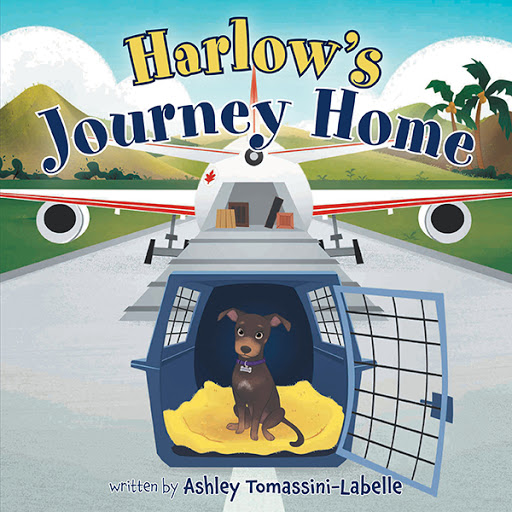 Harlow's Journey Home cover