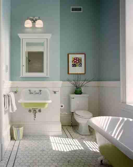 Small Bathroom Ideas Screenshot