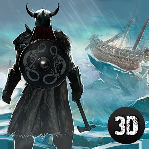 Download Vikings King Survival Saga 3D