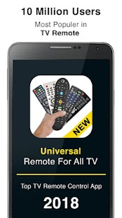 Remote Control for All TV Screenshot