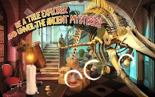 Ancient Artifacts - Find The Missing Objects
