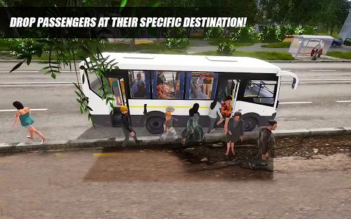 Russian Bus Simulator: Coach Bus Game 1.0 screenshots 2