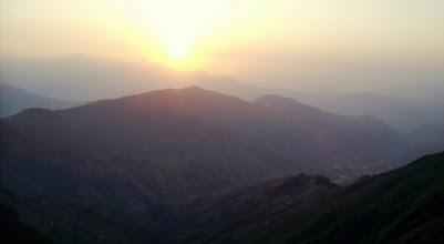 Photo: Sonnenaufgang in Chissepani