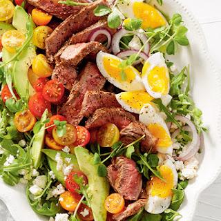 Steak & Egg Cobb Salad.