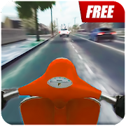 Moto Bike 2018: City Rush Highway Traffic Racer 3D