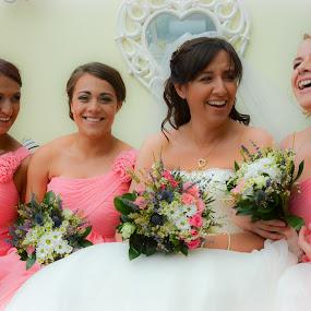 by Jo Darlington - Wedding Bride