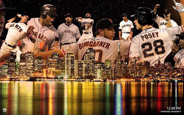 San Francisco Giants HD Wallpapers New Tab