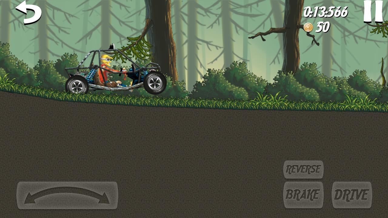 Old School Racer 2 Pro- screenshot