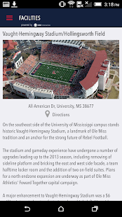 OleMissSports.com Gameday LIVE- screenshot thumbnail