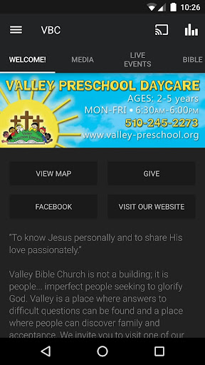 Valley Bible Church