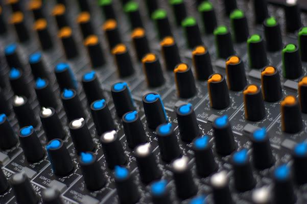 Il mixer di Pasquale77