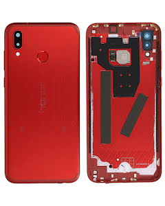 Honor Play Back Cover Red