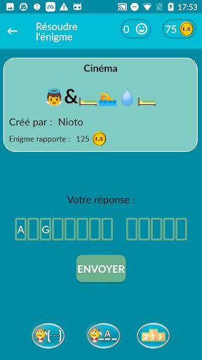 EmojiGame : c'est vous qui créez le jeu ! screenshot 8
