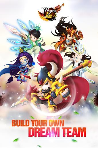Wuxia Legends - Condor Heroes 1.5.9 screenshots 4