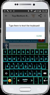 Hebrew Nikud Keyboard Free - náhled