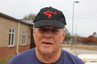 Photo: As we were leaving I told Randy I liked his cap.