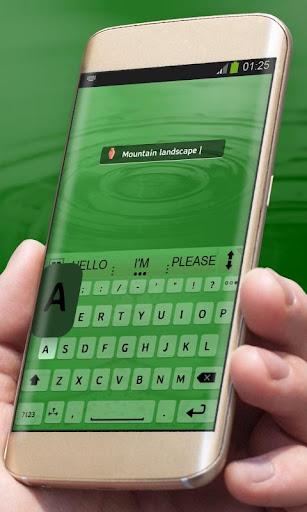 玩免費個人化APP|下載山景觀 AiType 主題 app不用錢|硬是要APP