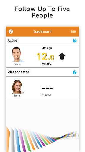 Dexcom Follow mmol/L DXCM1 1.1.5.3 screenshots 1
