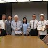 張偉斌副校長帶領國際商務系師生拜訪南僑企業集團感謝提供海外實習機會