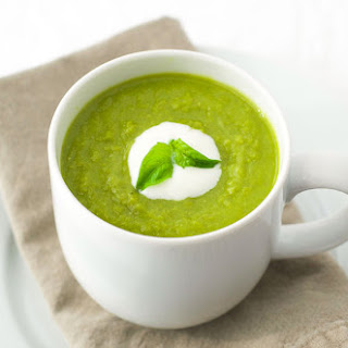 3 Ingredient Pea Soup {Vegan}.
