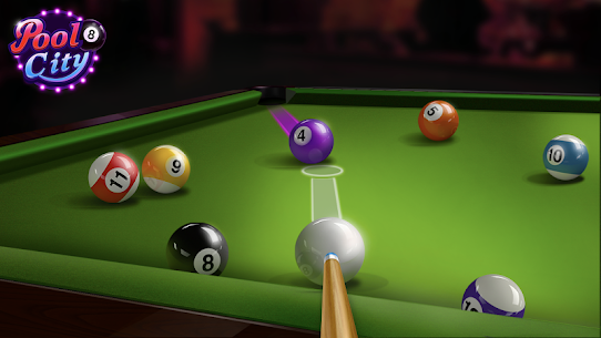 Pooking – Billiards City Mod 2.19 Apk [Unlimited Money] 1