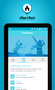 Churches - Busque Igrejas screenshot 8