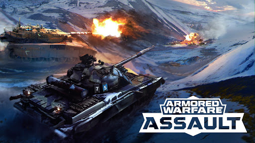 Armored Warfare: Assault screenshots 1