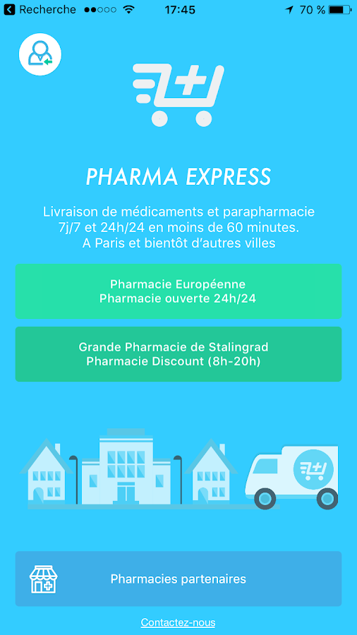 Pharma Express- screenshot