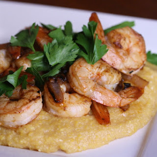 Southwestern Shrimp and Grits