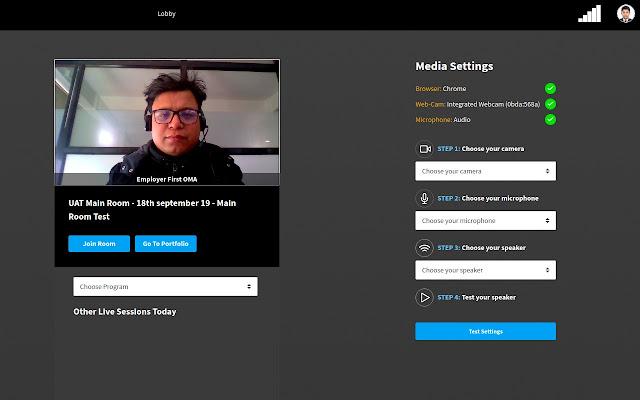 HiUp Video Screen Sharing