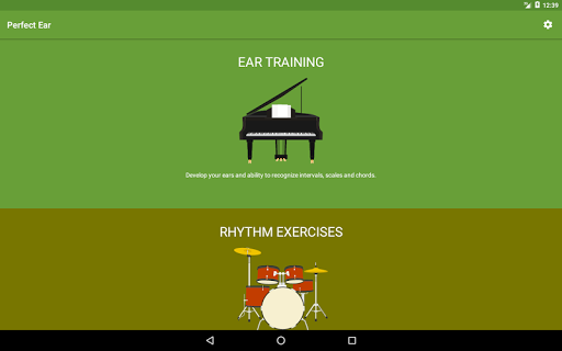 Perfect Ear - Ear Trainer