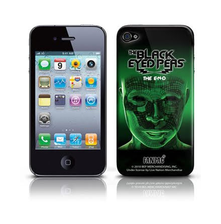 Black Eyed Peas - IPhone Cover 4g