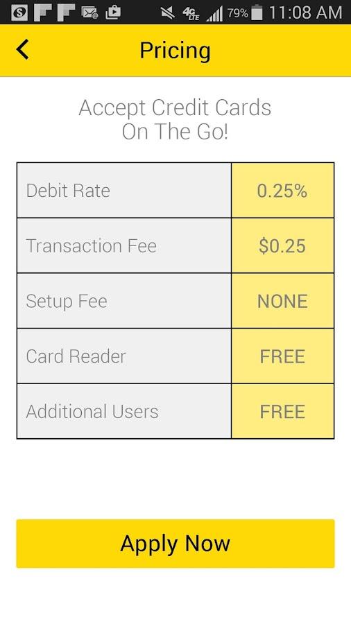 Credit Card Swiper For Iphone
