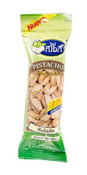 Pasabocas Del Alba   Pistacho Premium Nuts Salado Paquete X30G.