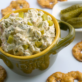 Dill Pickle Dip.
