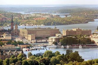 Zdjęcie: Pałac Królewski, Szwecja, Sztokholm (fot. Giraffew) - http://pixabay.com/pl/users/Giraffew-312753/