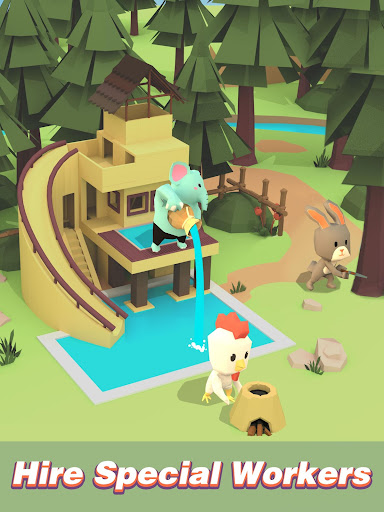Idle Island: Build and Survive filehippodl screenshot 8