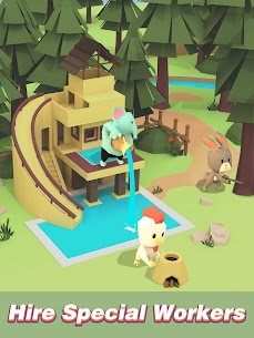 Idle Island: Build and Survive Mod Apk (Unlimited Diamonds) 8