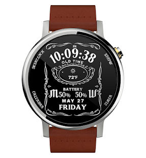 Jack Watch Face- screenshot thumbnail