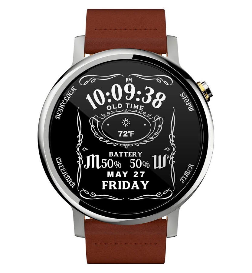 Jack Watch Face- screenshot