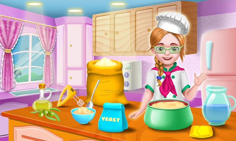 giochi di cucina pizzaiolo screenshot