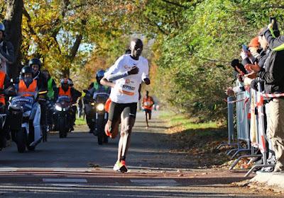 Pour la première fois de son histoire, l'Ouganda compte un champion du monde de cross-country : Joshua Cheptegei