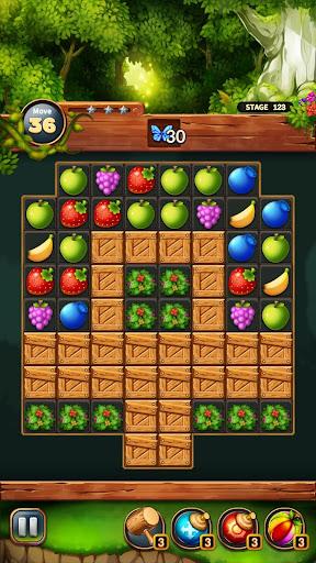 Sweet Fruit POP : Match 3 Puzzle apkmr screenshots 8