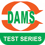 DAMS TEST SERIES Icon